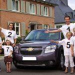 Налог на авто для многодетных семей