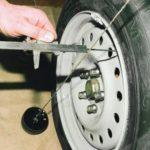 Развал-схождение колёс: регулировка своими руками