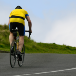 ДТП машины и велосипеда