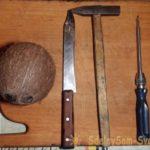 Как одолеть кокос