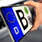 Растаможить автомобили из Европы и Азии, евробляхи в Украине — стоимость