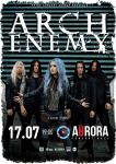 Фотоотчет. Arch Enemy | 17.07.2019 | Aurora Concert Hall