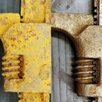 Восстановление деталей: преобразователь ржавчины против гидролиза содой