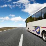 Пропуск автобуса по правилам дорожного движения