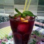Полезно и вкусно — холодные чаи домашнего приготовления
