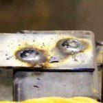 Соединение металла электрозаклепками
