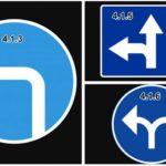 ПДД при повороте налево и знаки регулирующие манёвр
