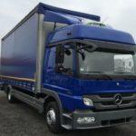 Как пригнать грузовик из Европы?