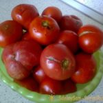 Как я замораживаю помидоры на зиму, полезная хитрость