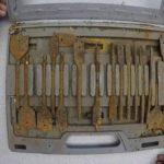Элементарный способ восстановить заржавевший инструмент