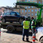 Как забрать транспортное средство со штрафстоянки