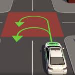 Правила дорожного движения о развороте на перекрёстке