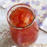 Очень просто и вкусное варенье из арбуза на зиму