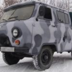 Тюнинг УАЗ-39094 «Фермер»