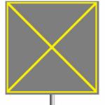 Как проехать Т-образный перекрёсток со светофором