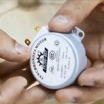 Что можно сделать из моторчика от микроволновки