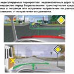 Трамвай на дороге: когда он имеет преимущество, правила разъезда