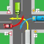 Проезд нерегулируемых перекрёстков неравнозначных дорог: определения в ПДД
