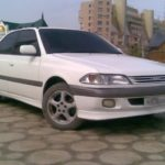 Особенности тюнинга авто Toyota Carina E