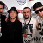 System Of A Down едут в европейское турне