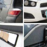 Наказание за поддельные номера на автомобиле