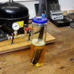 Как переделать компрессор от холодильника в вакуумный насос
