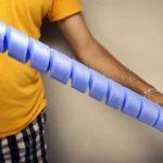 8 способов необычного использования аквапалки