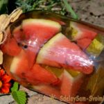 Маринованные арбузы на зиму