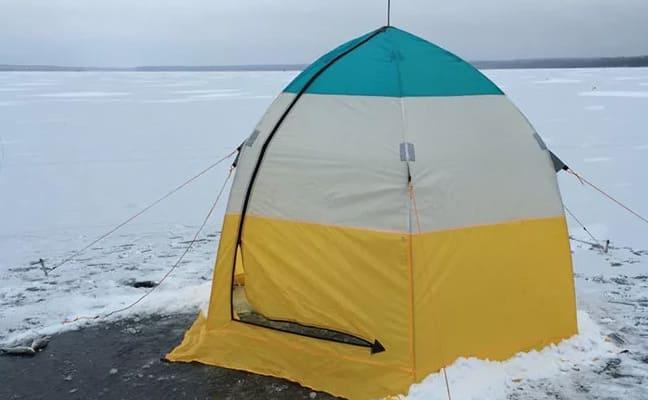 Палатка для зимней рыбалки как выбрать, на что обратить внимание