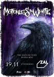Фотоотчет. Motionless In White | 19.11.2019 | Club Zal