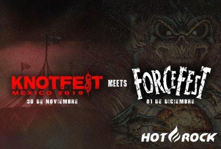Скандал на Knotfest