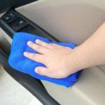 Чем и как можно стереть полироль с авто