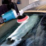 Особенности полировки стёкол на автомобиле