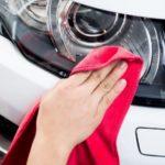 Способы и особенности полировки фар автомобиля