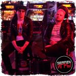 Sierpien. Пост-панк и синтипоп группа выпустила альбом 'Игры'