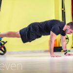 Тренировки с подвесными ремнями TRX —плюсы и лучшие упражнения