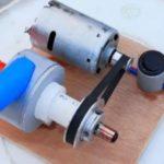 Компактный и высокопроизводительный насос из подручных средств