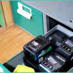 Как организовать место для зарядки аккумуляторов электроинструмента