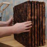 Деревянный корпус для системного блока