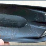 Простой способ устранения трещин в пластике