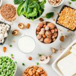 В каких продуктах содержится много белка? Источники белка для вегетарианцев