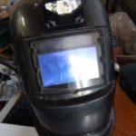 Подсветка на сварочный шлем