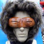 Снежные очки инуитов