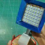 Как сделать аккумуляторную светодиодную лампу — переноску