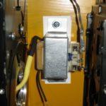 Простой индикатор протекающего переменного тока