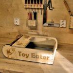«Пожиратель игрушек» — инструмент для уборки мелких игрушек