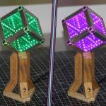Светодиодный куб бесконечности, как элемент декора или ночной светильник