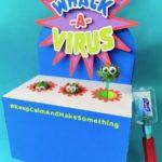 «Убей коронавирус» — игрушка для детей и взрослых