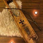 Музыкальный инструмент викингов  — Тальхарпа