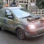 Автомобиль зомбиапокалипсиса